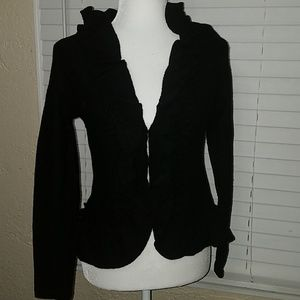 White house black market 100% wool blazer S